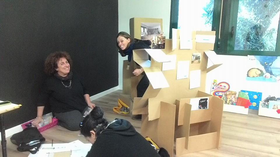 Architetti al lavoro!